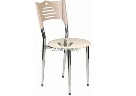 Ahşap Metal Sandalye